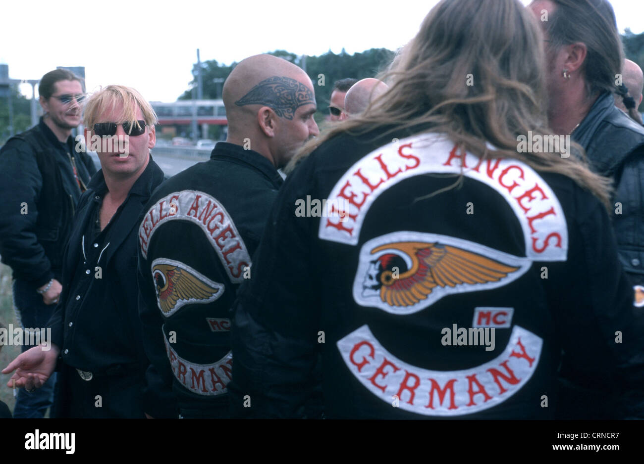 ProzeГџ Hells Angels Berlin