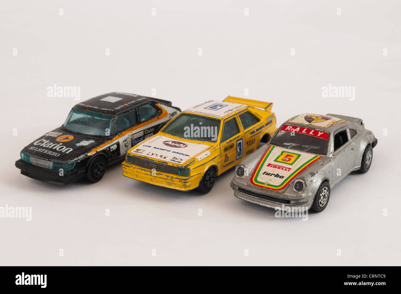 Collection of toy rally cars Stock Photo: 49037977 - Alamy