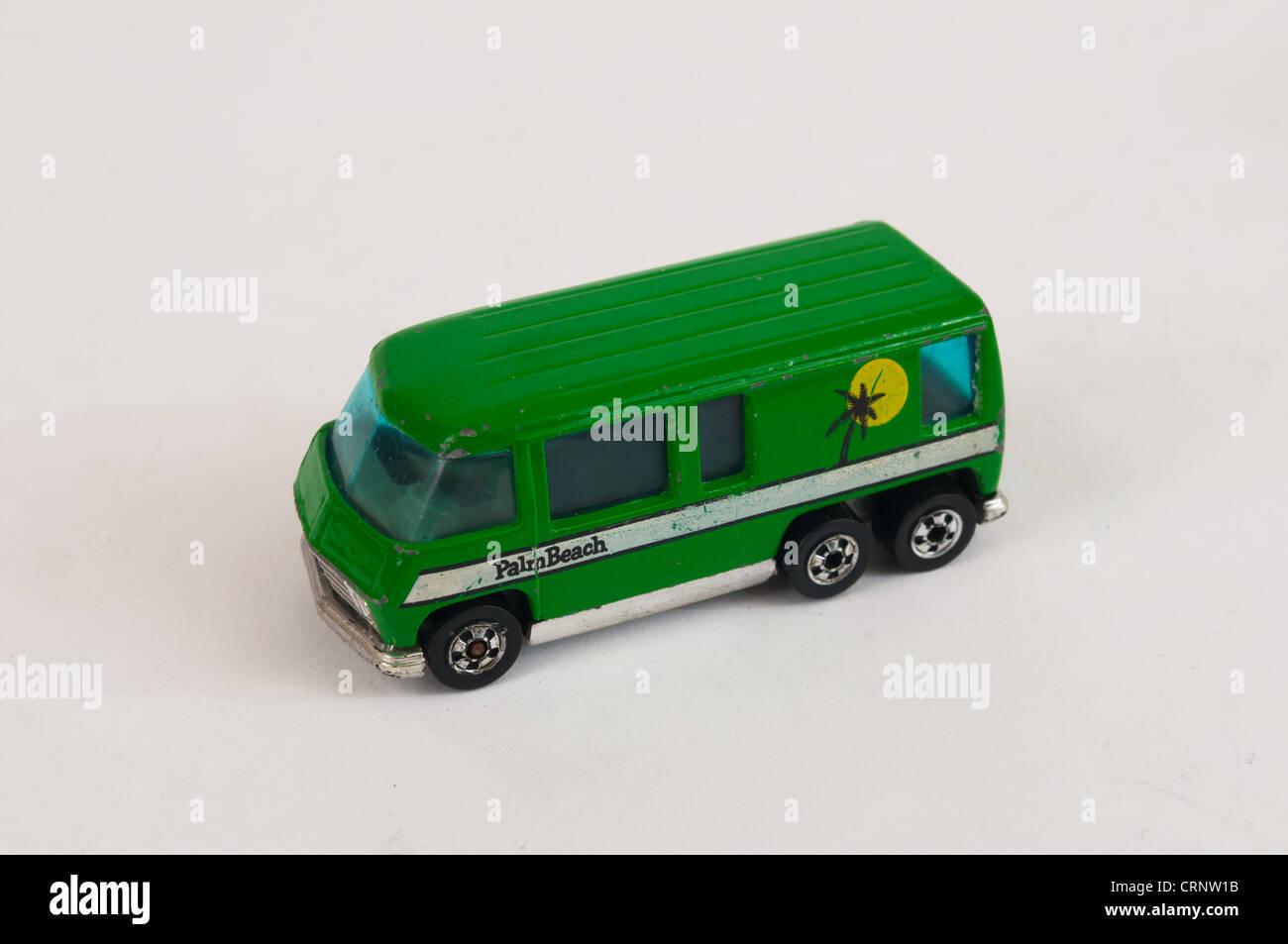 Hot Wheels Palm Beach Motor Home Mattel - Stock Image