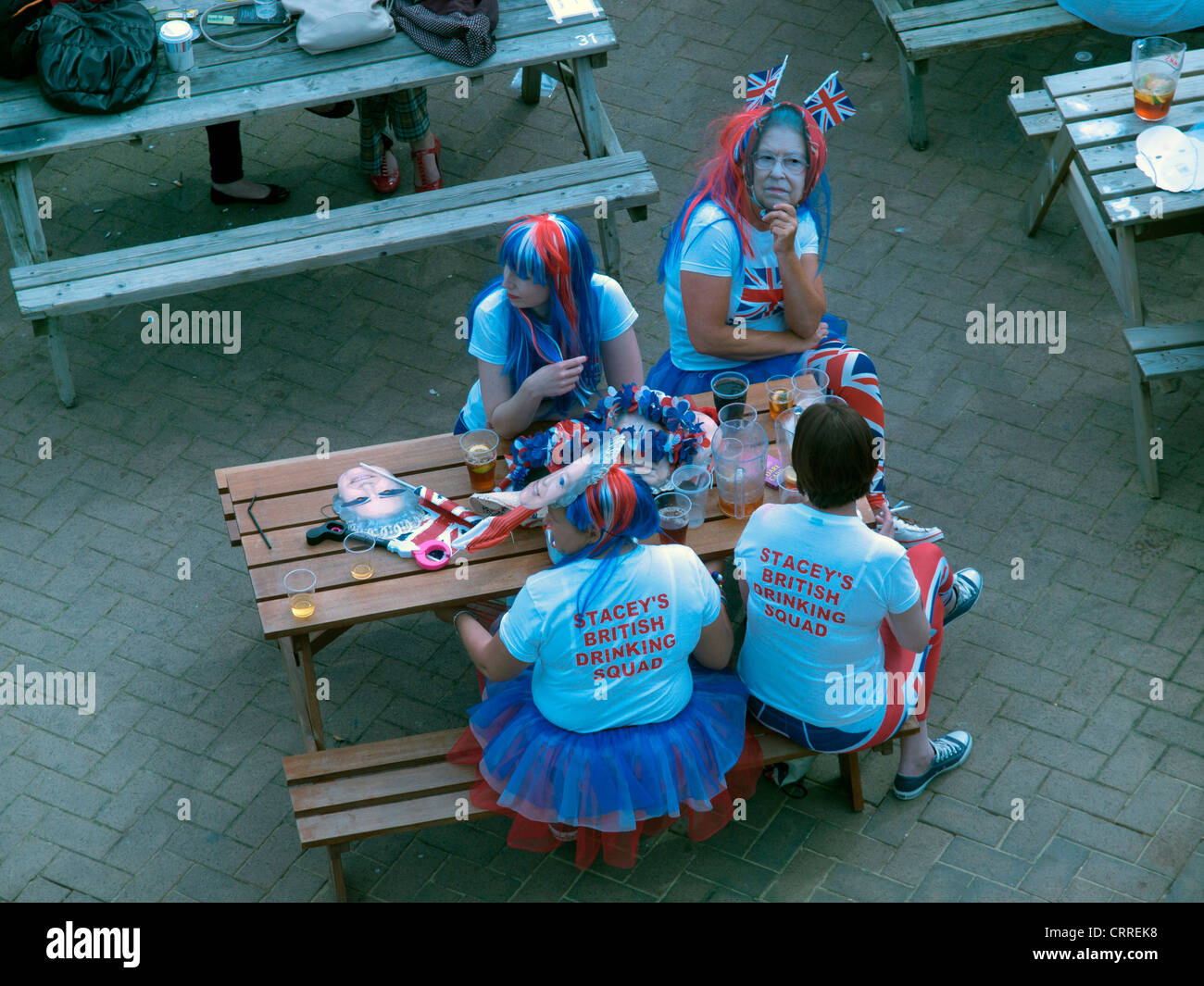British Hen Party Stock Photos & British Hen Party Stock Images - Alamy
