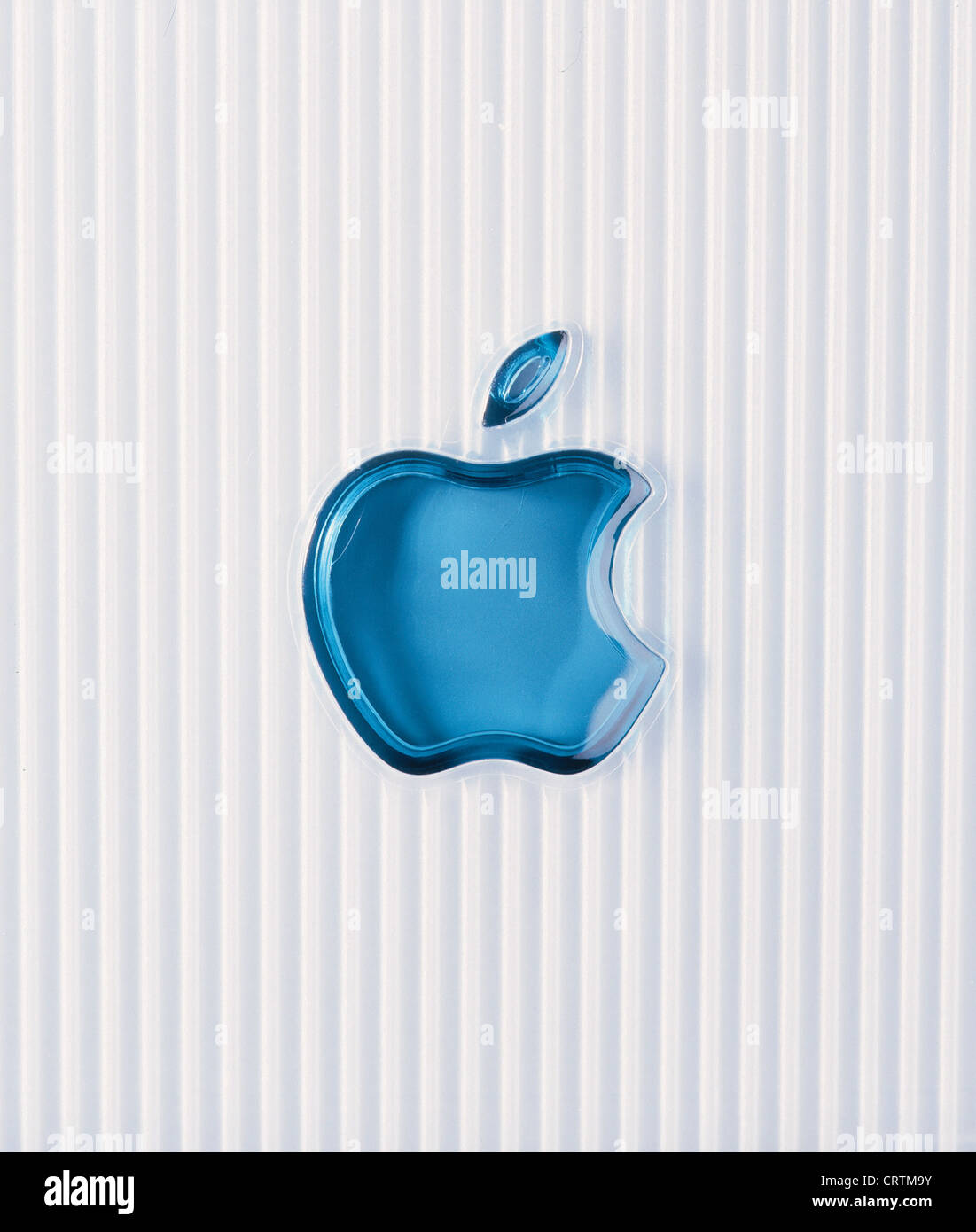 apple logo stock photo: 49100631 - alamy