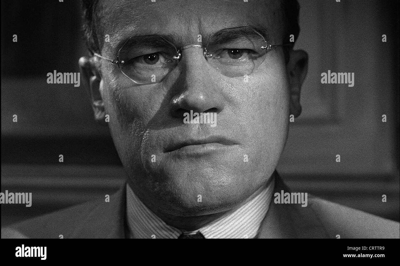 12 ANGRY MEN (1957) E G MARSHALL, SIDNEY LUMET (DIR) 003 MOVIESTORE COLLECTION LTD - Stock Image