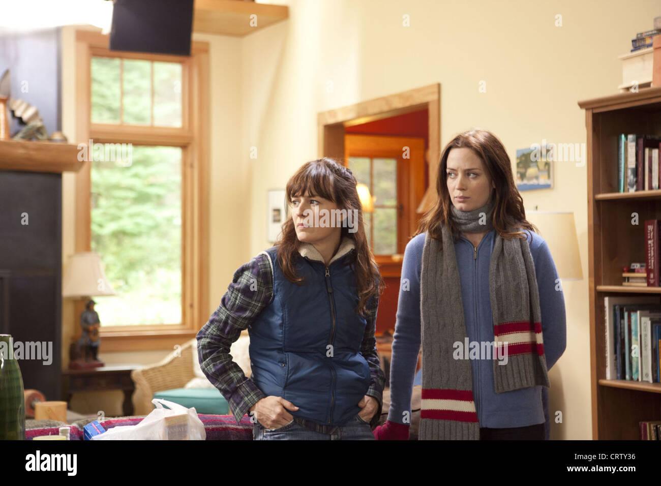 YOUR SISTER'S SISTER (2011) ROSEMARIE DEWITT, EMILY BLUNT, LYNN SHELTON (DIR) 001 MOVIESTORE COLLECTION LTD - Stock Image