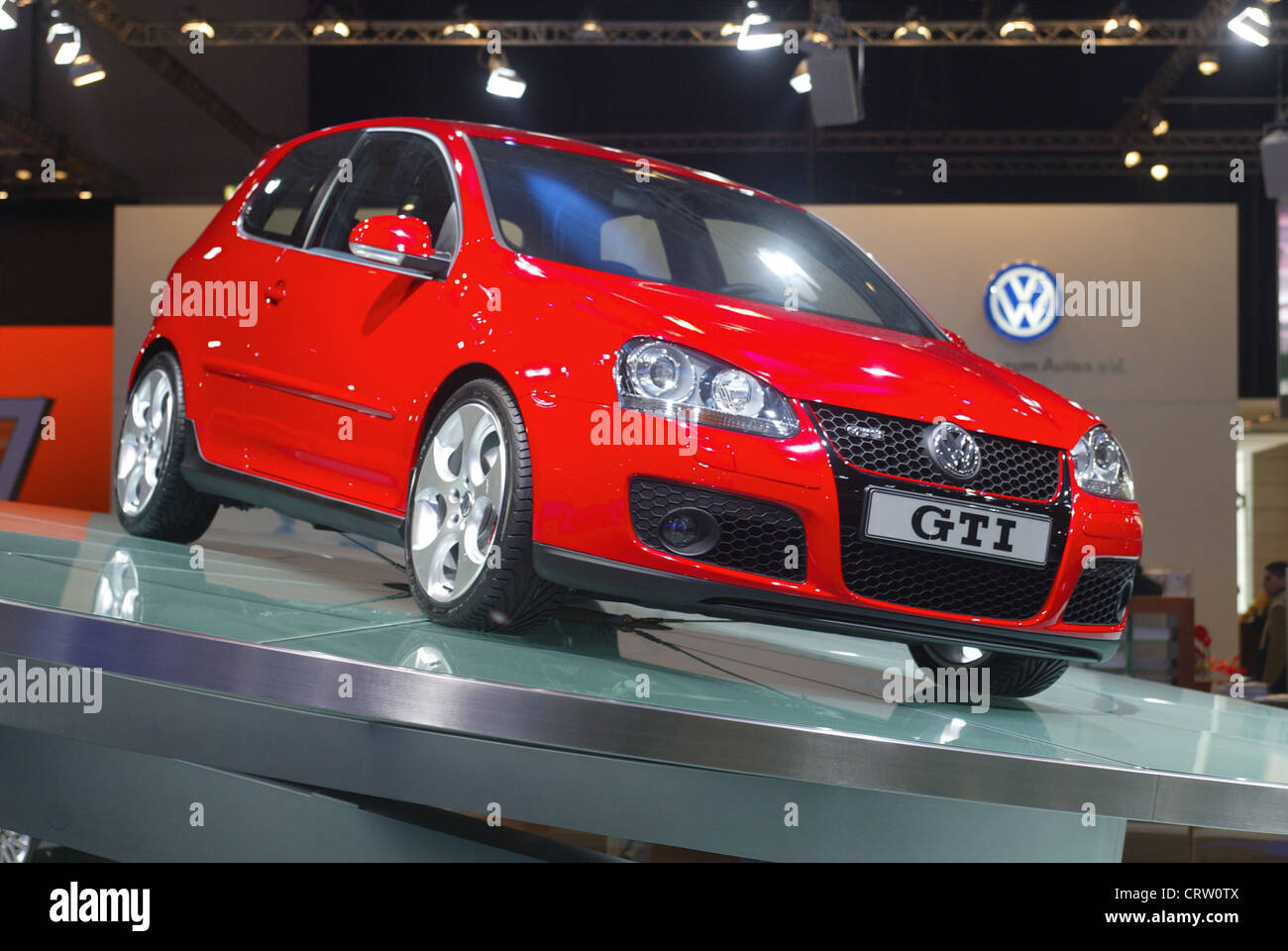 Red Vw Gti High Resolution Stock Photography And Images Alamy