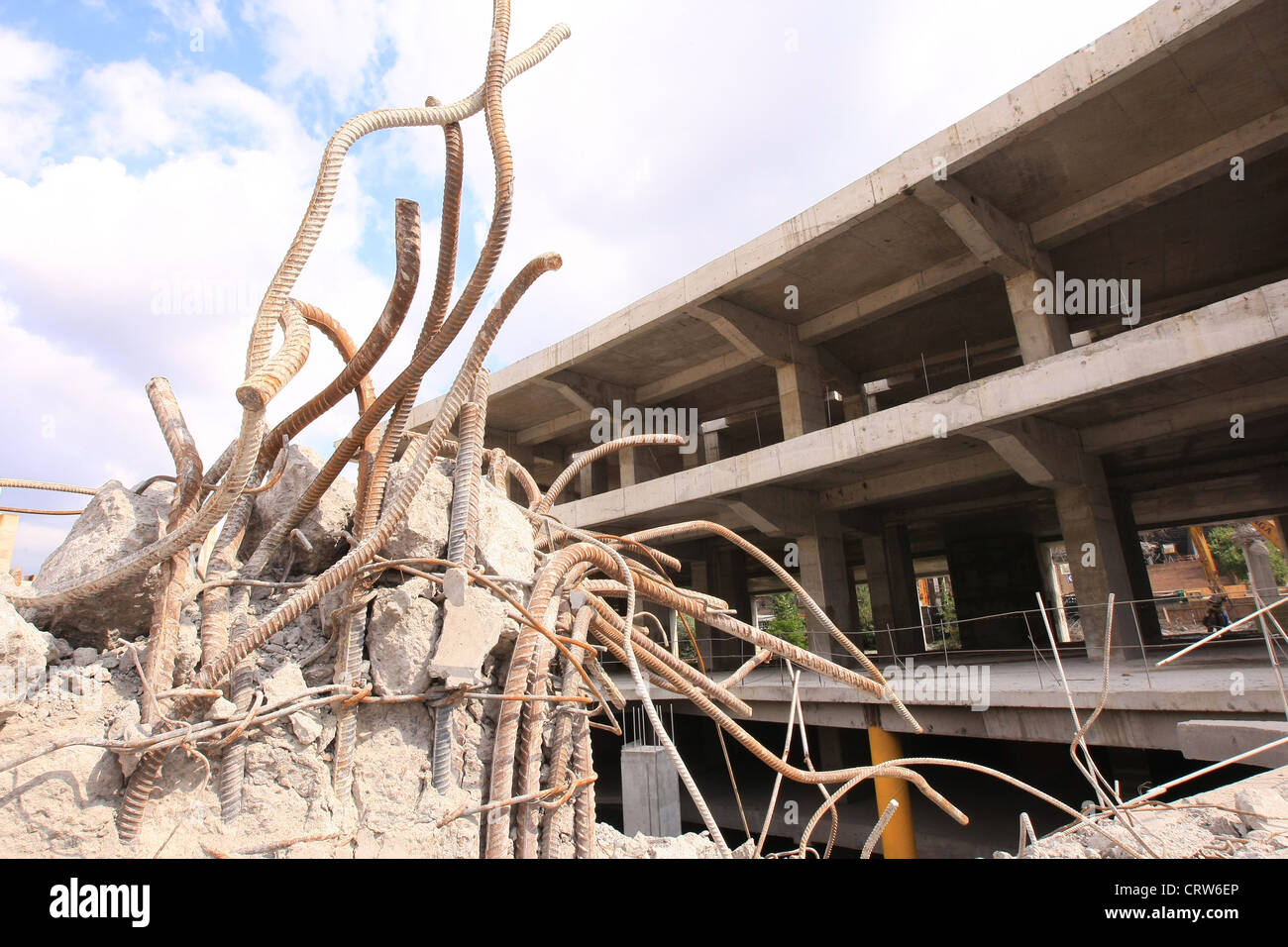 Urban renewal - Stock Image