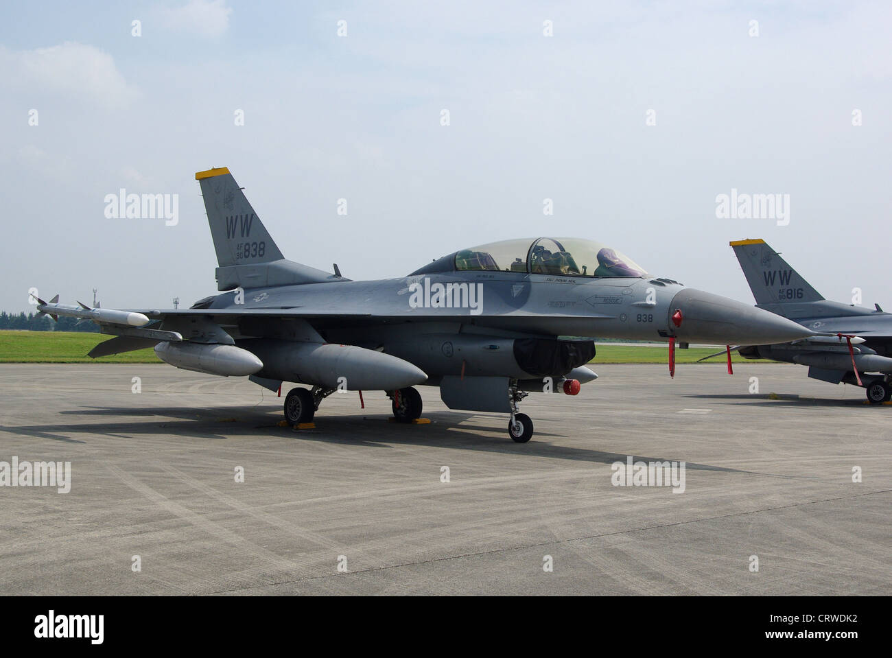 F-16C/D Fighting Falcon - Stock Image
