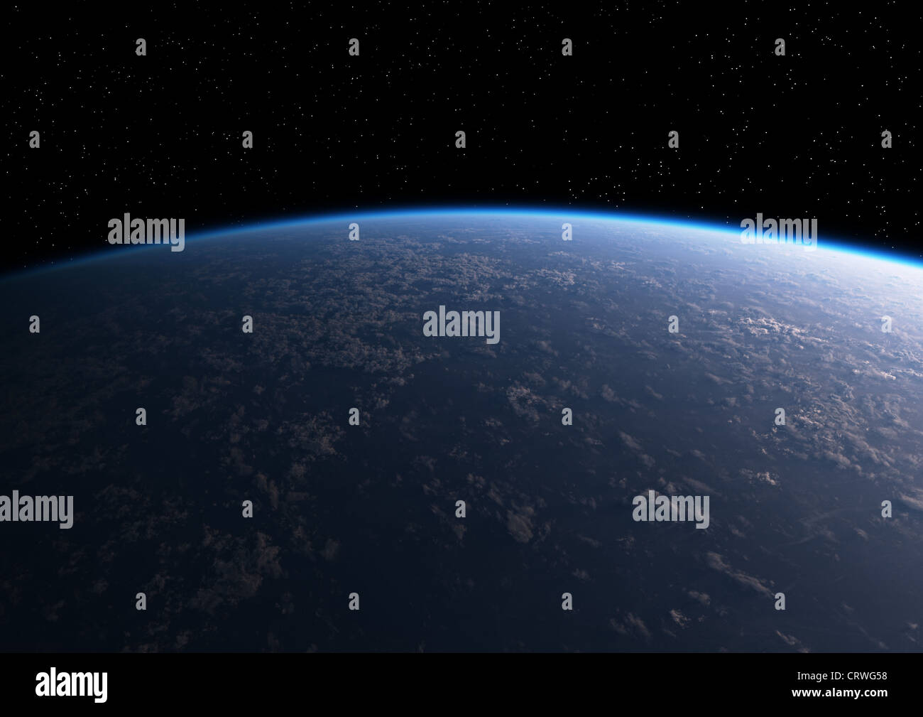 Atmosphere - Stock Image
