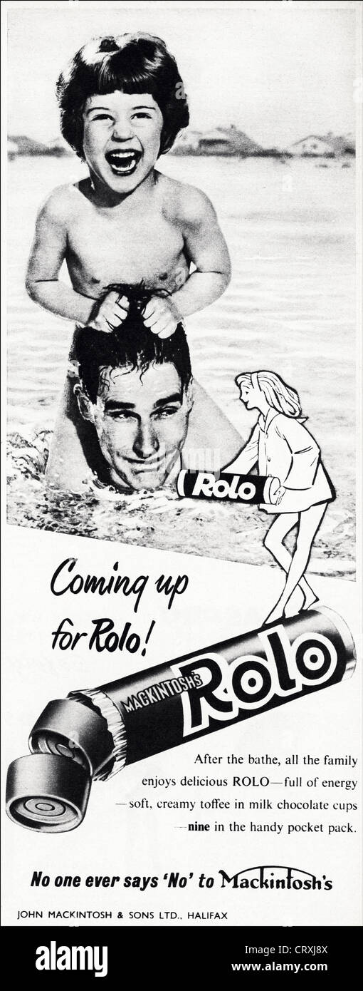 Image result for rollo sweets 1950