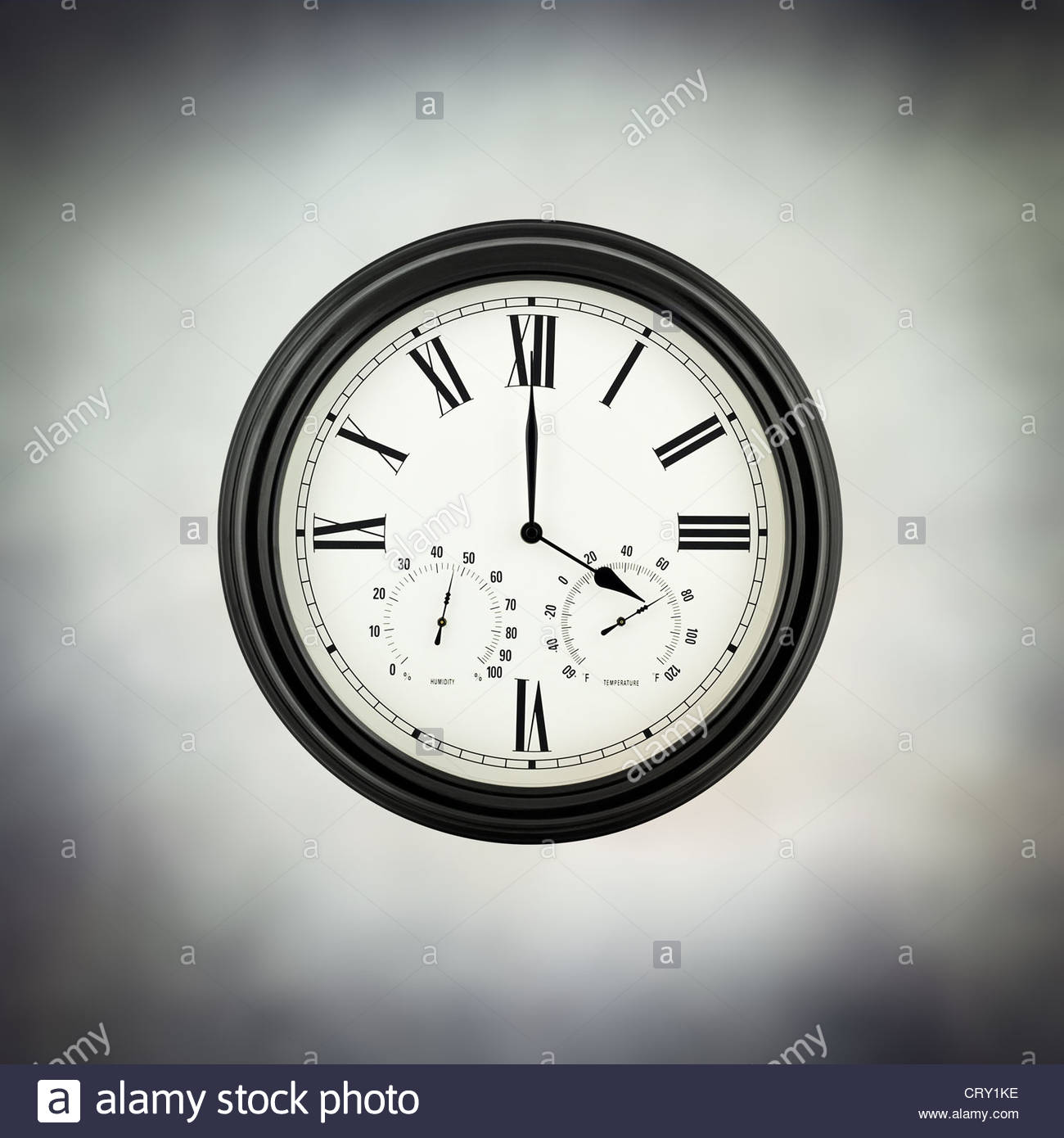 4 oclock - Stock Image