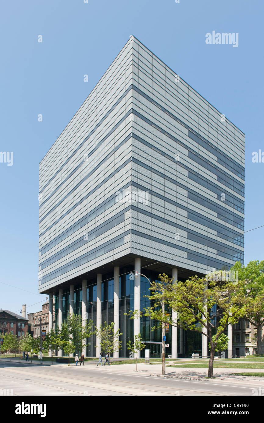 Leslie Dan Faculty of Pharmacy, Toronto University - Stock Image