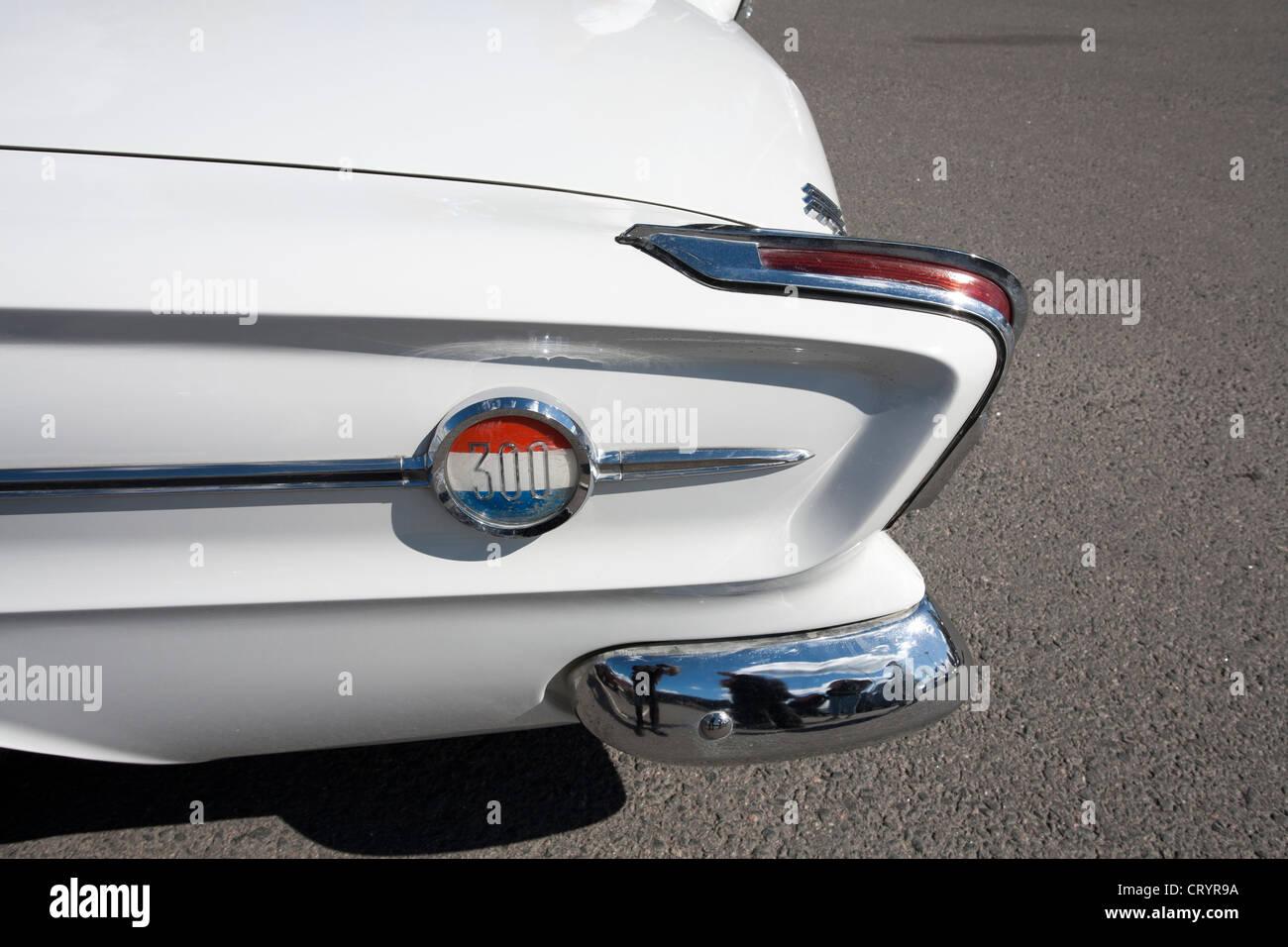 1962 Chrysler 300 2D HT - Stock Image
