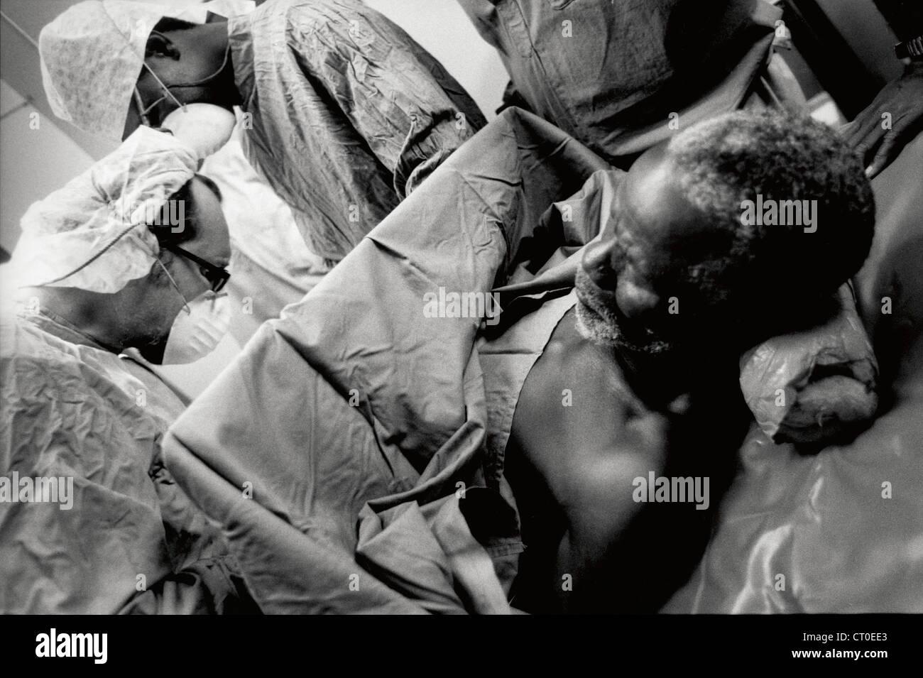 MEDECINE TCHAD - Stock Image