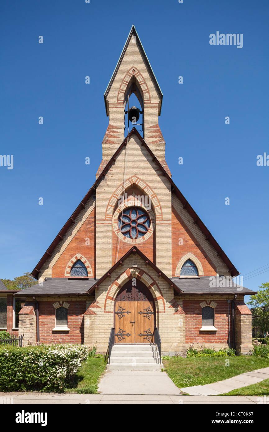 St Peter's Anglican Church, Toronto - Stock Image