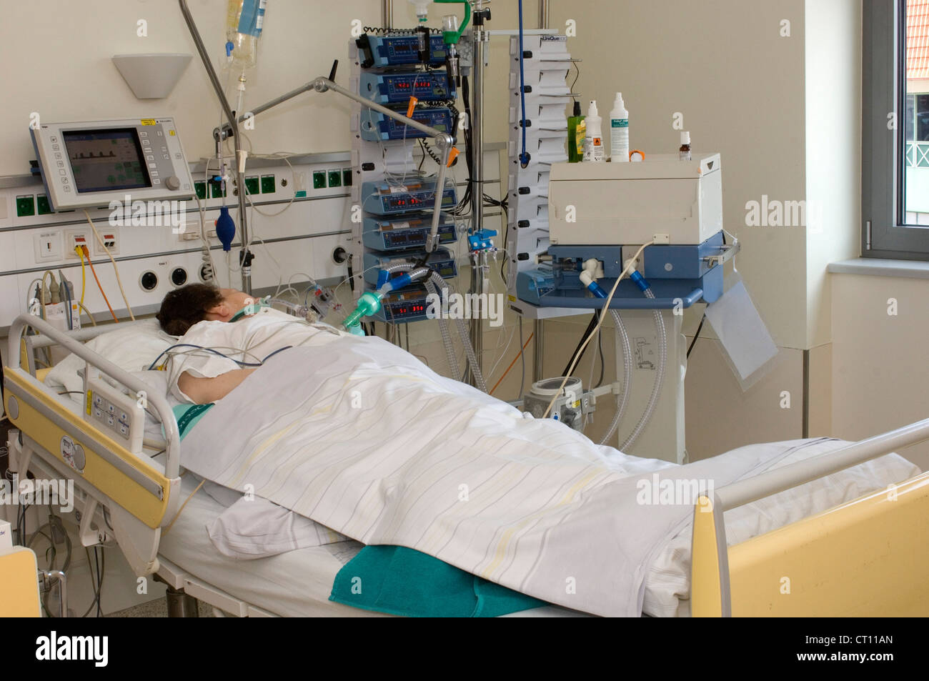 Image result for women in icu