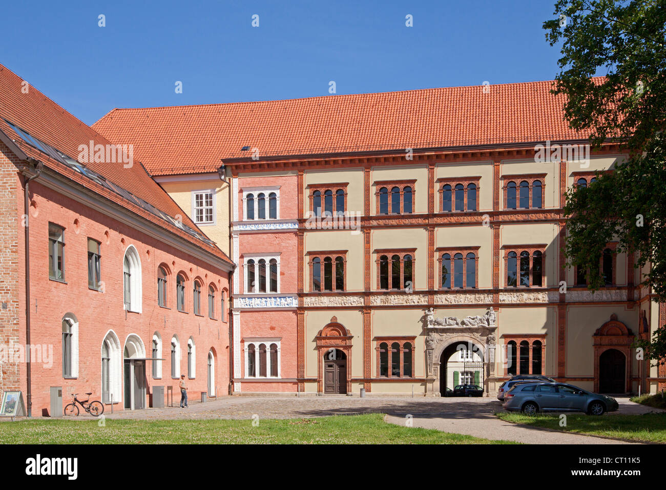Fuerstenhof, Wismar, Mecklenburg-West Pomerania, Germany - Stock Image