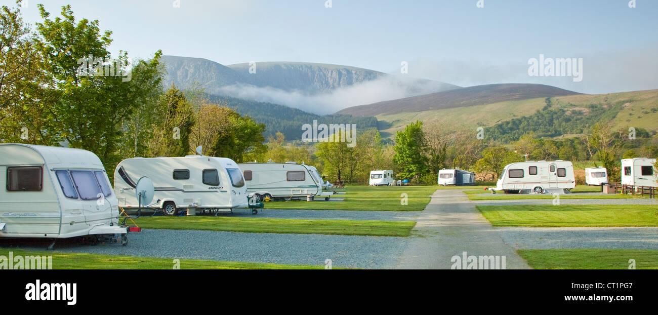 Caravan uk stock photos caravan uk stock images alamy for National motor club compensation plan
