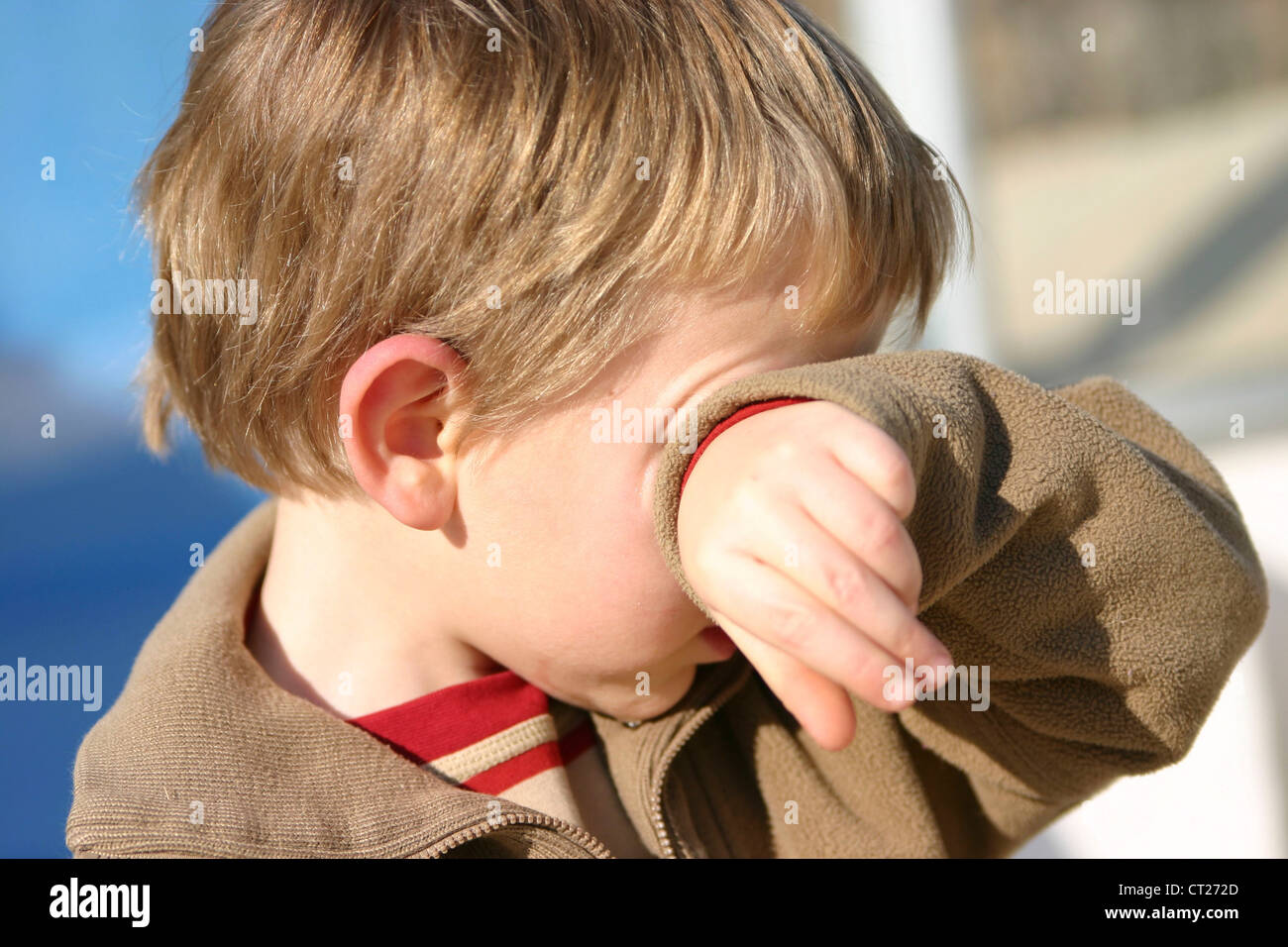 5-12 YEARS OLD CHILD CRYING