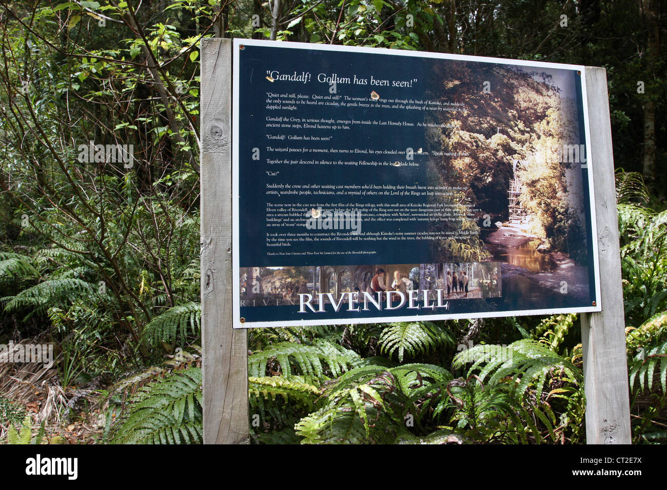 New Zealand Lord Of The Rings Locations Rivendell