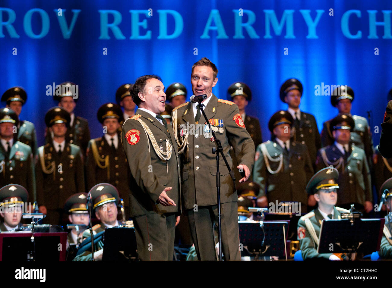 Red Army Choir Stock Photos & Red Army Choir Stock Images