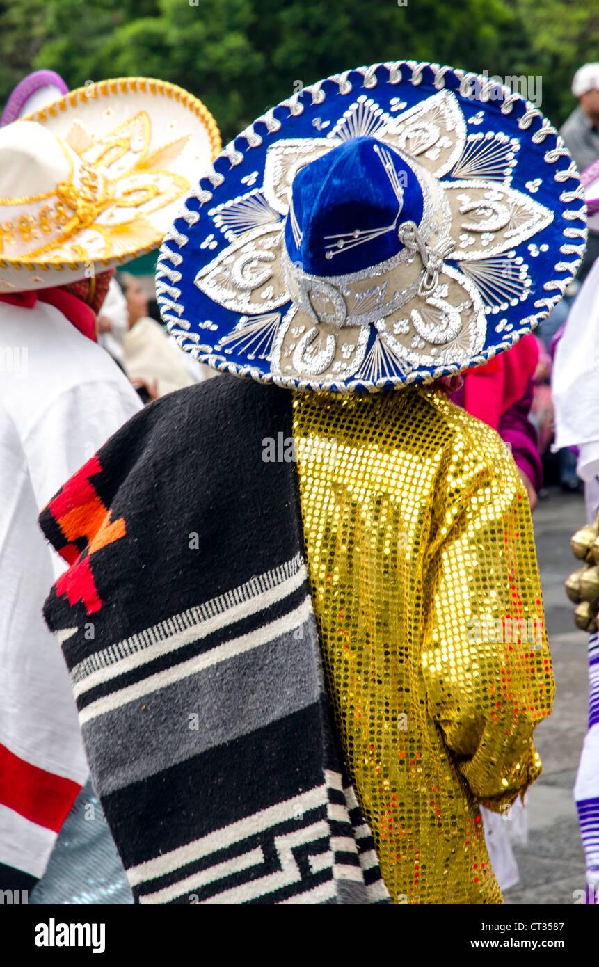 2c0fbda9d2a6a Traditional Mexican Sombreros Mexico City Mexico Central America ...