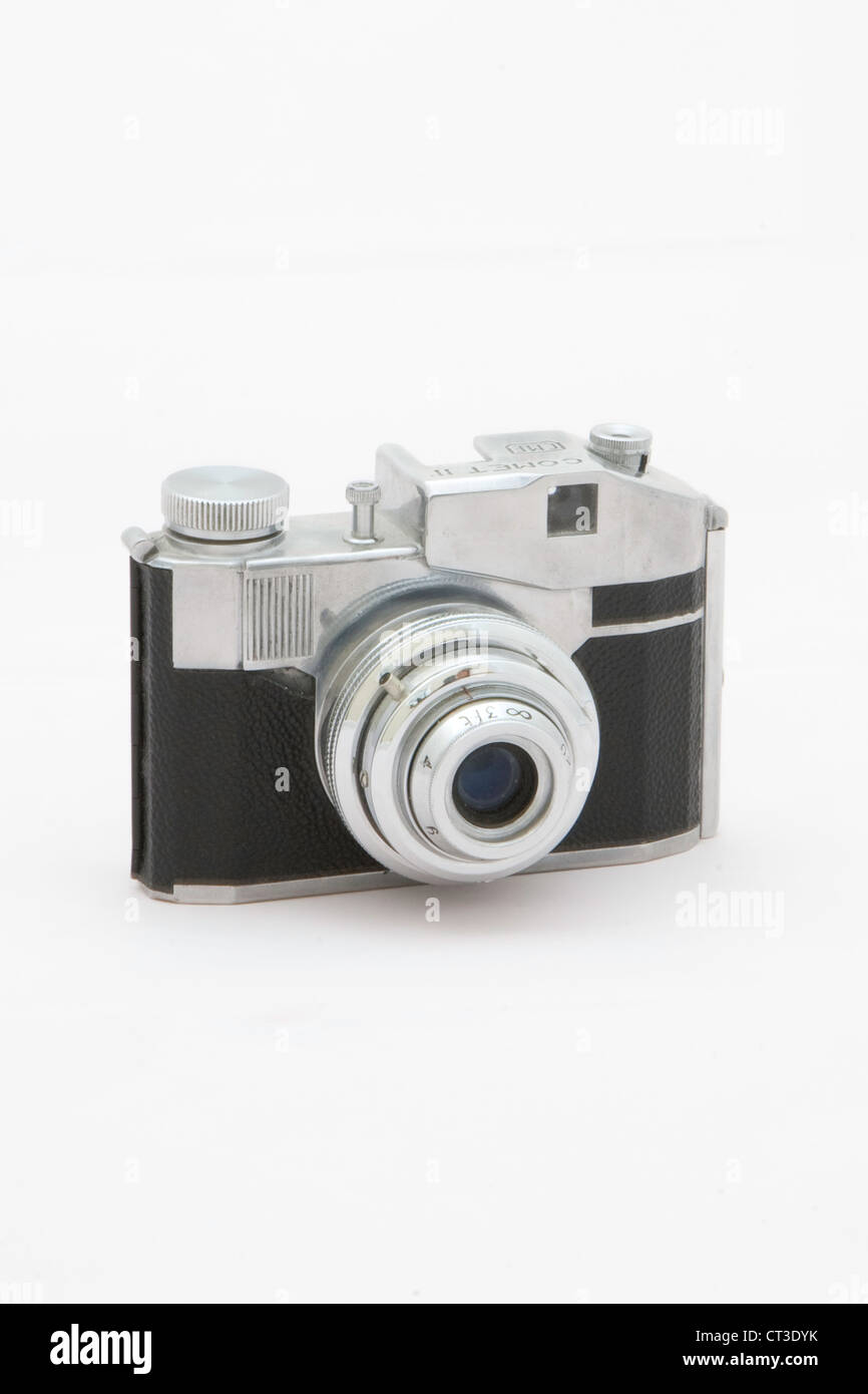 Bencini Comet II camera - Stock Image
