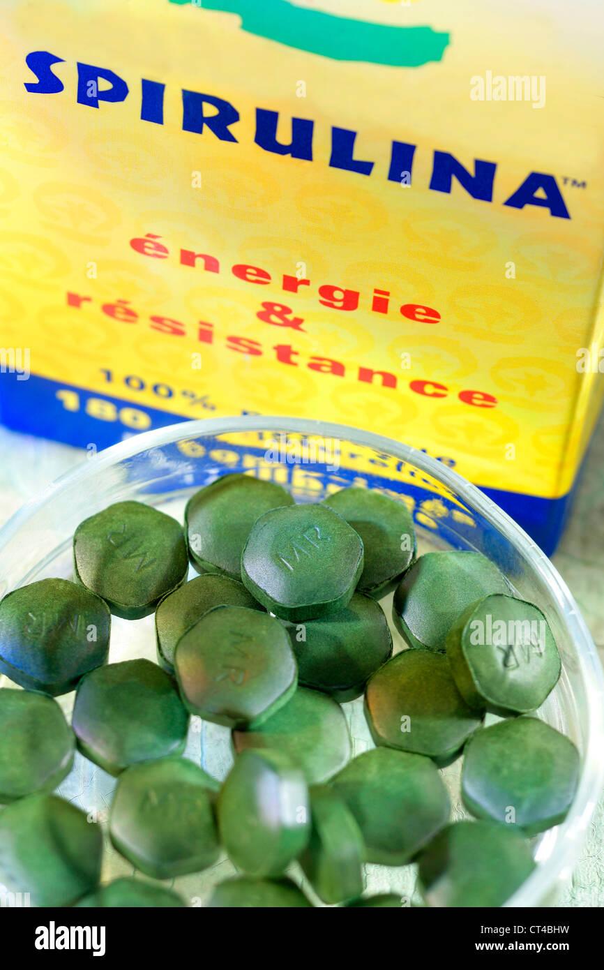 algae medicine