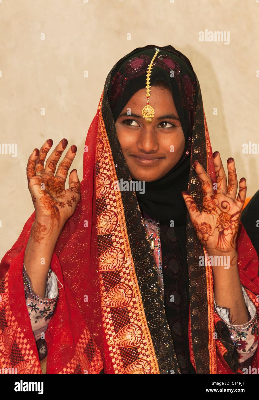 Oman girls