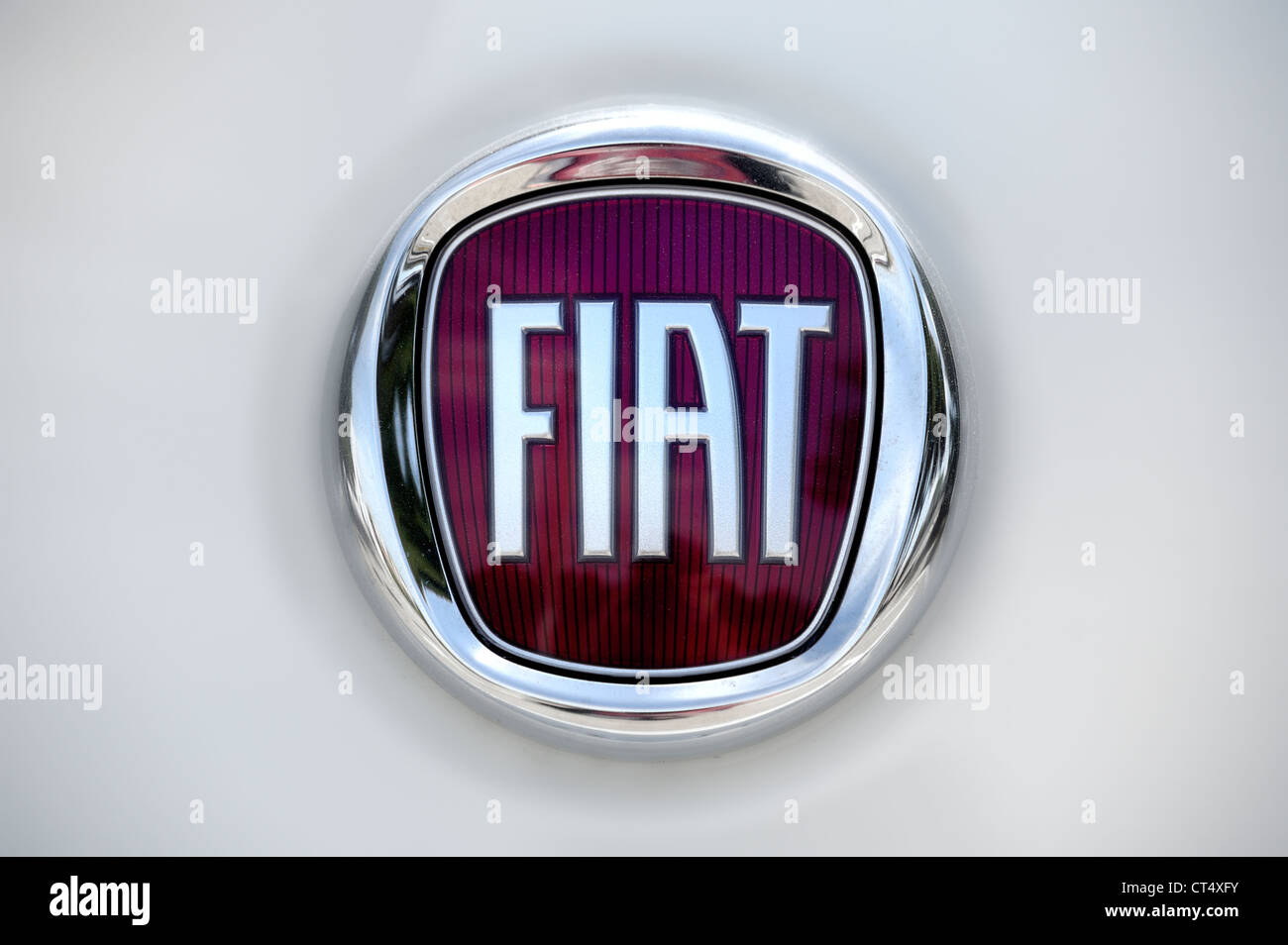 Fiat Logo Stock Photos Fiat Logo Stock Images Alamy