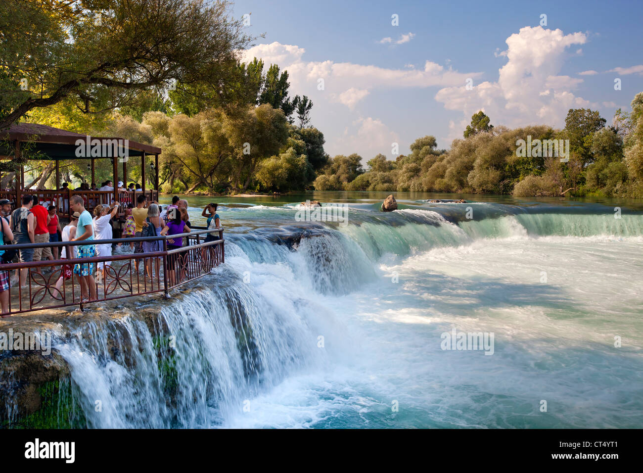 Manavgat Falls in Turkey: photos, how to get there 40
