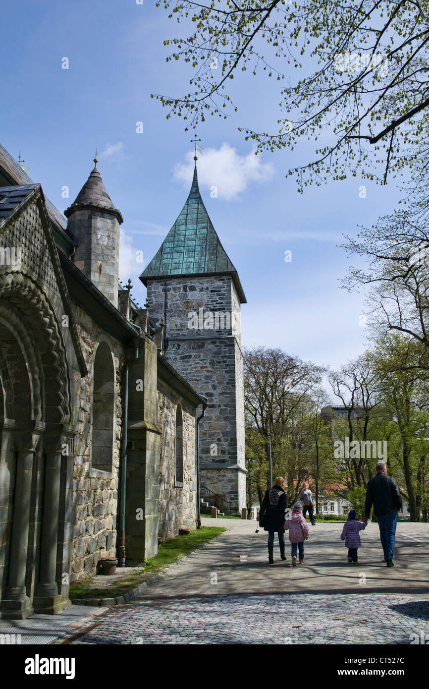 Stavanger Cathedral is Norway's oldest cathedral  It is