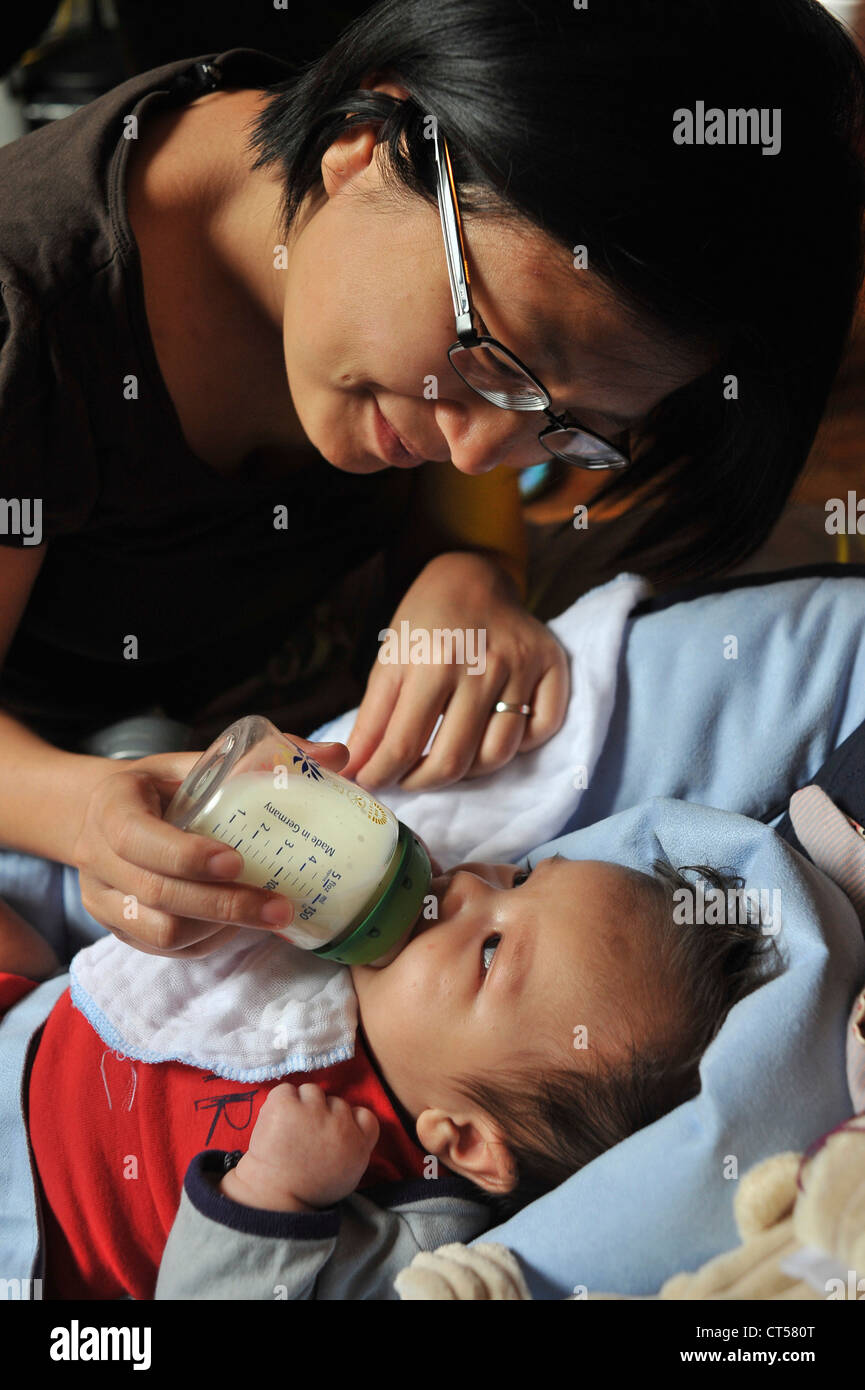 Farm Babyflasche Emil