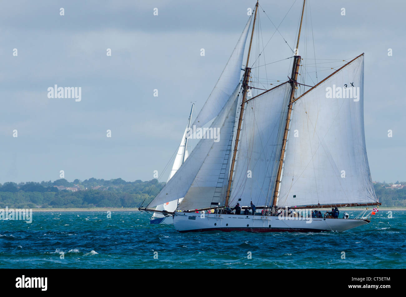 Gaff Rig Stock Photos & Gaff Rig Stock Images - Alamy