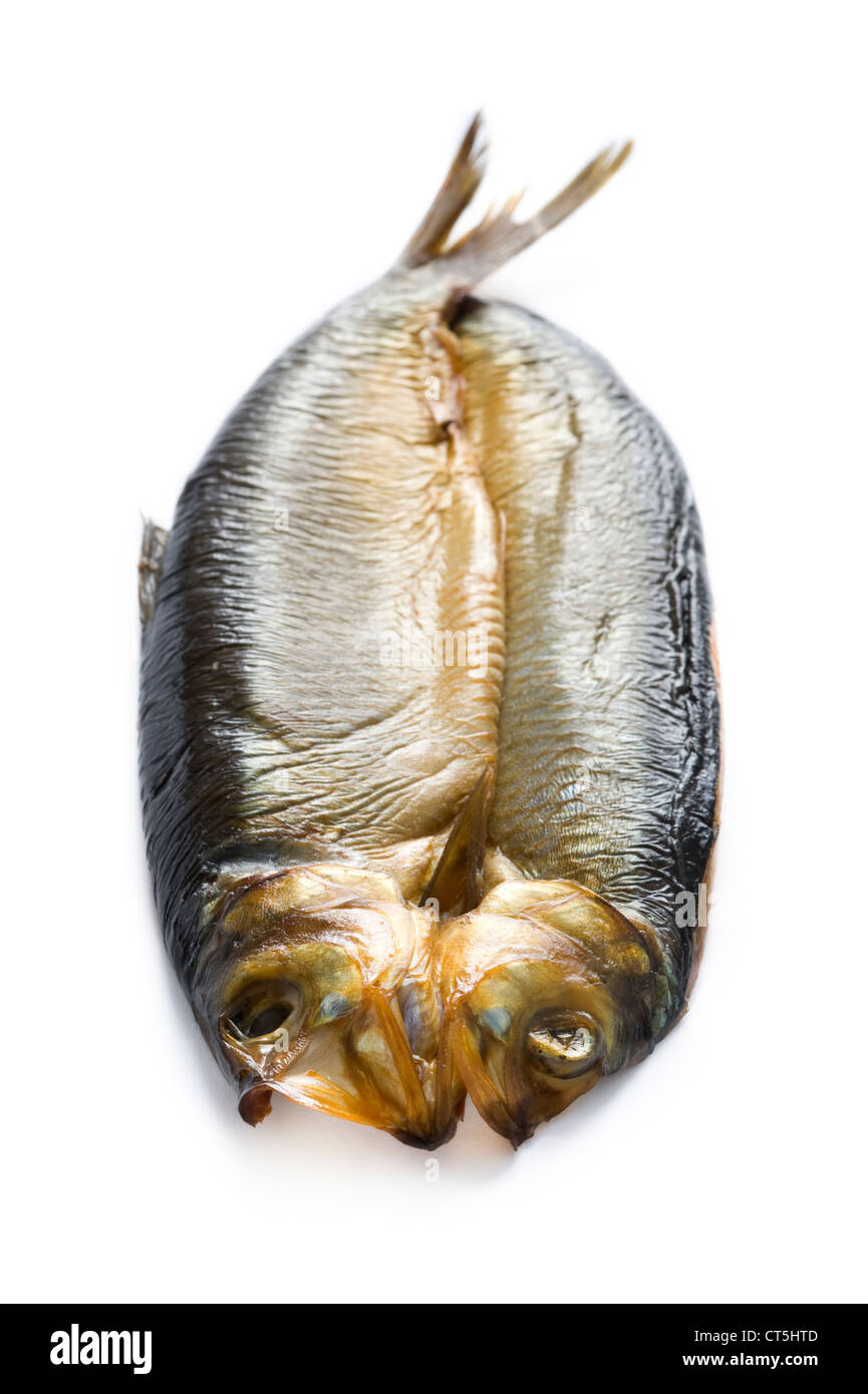 manx kipper from the isles of man - Stock Image