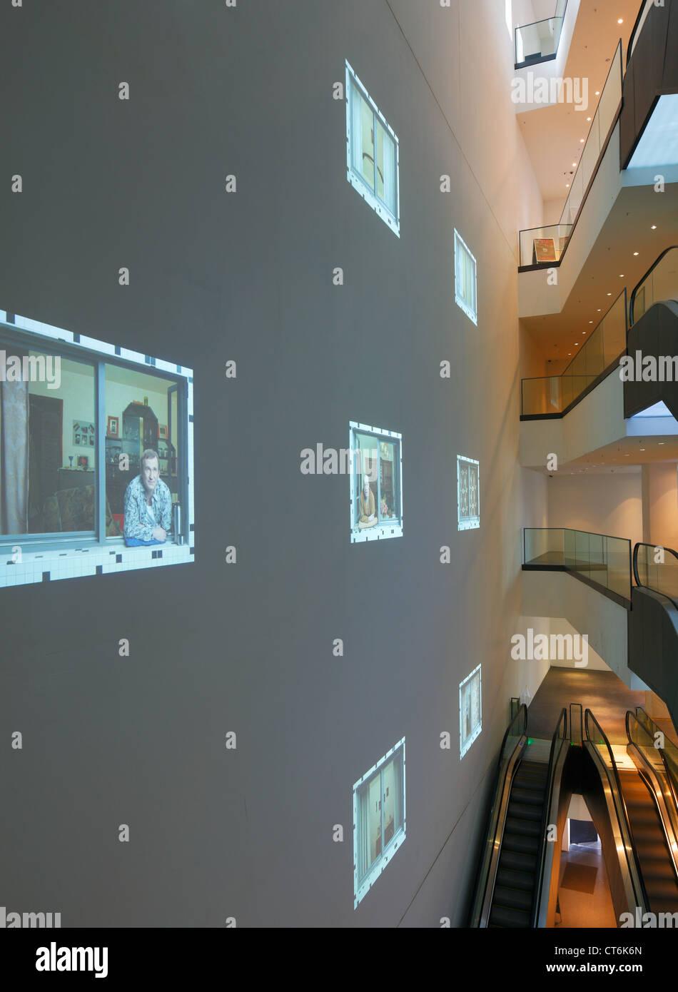 D-Dortmund, Ruhr area, Westphalia, North Rhine-Westphalia, NRW, Dortmunder U, Centre for Art and Creativity, cultural - Stock Image