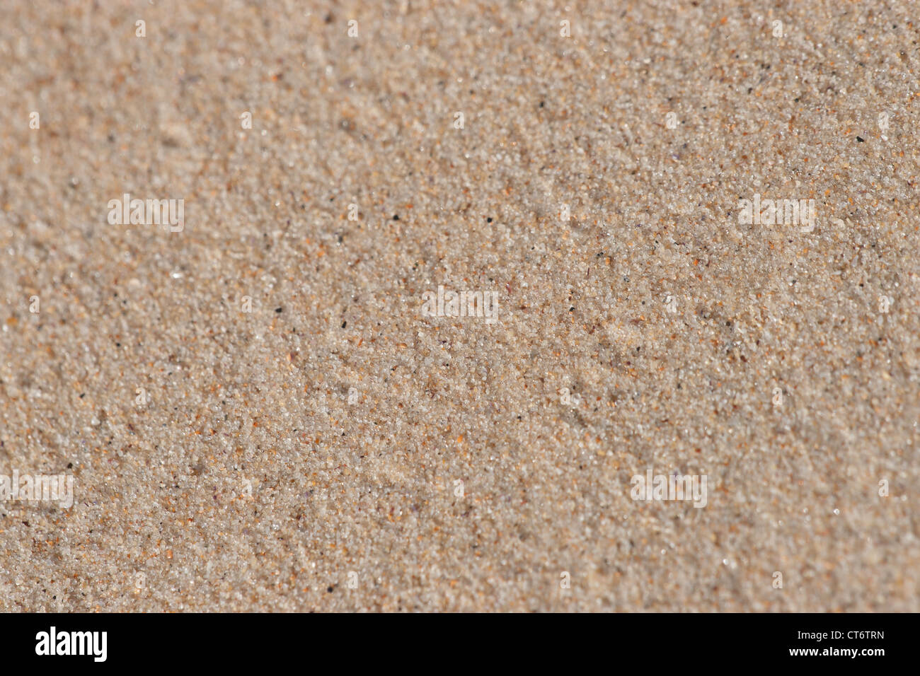 a perfect beach sand background texture image - Stock Image