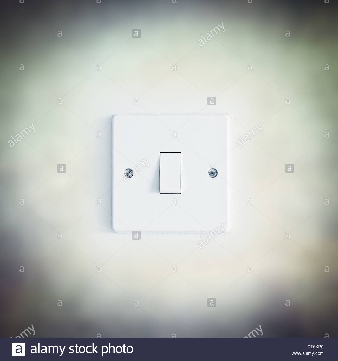 switch off - Stock Image