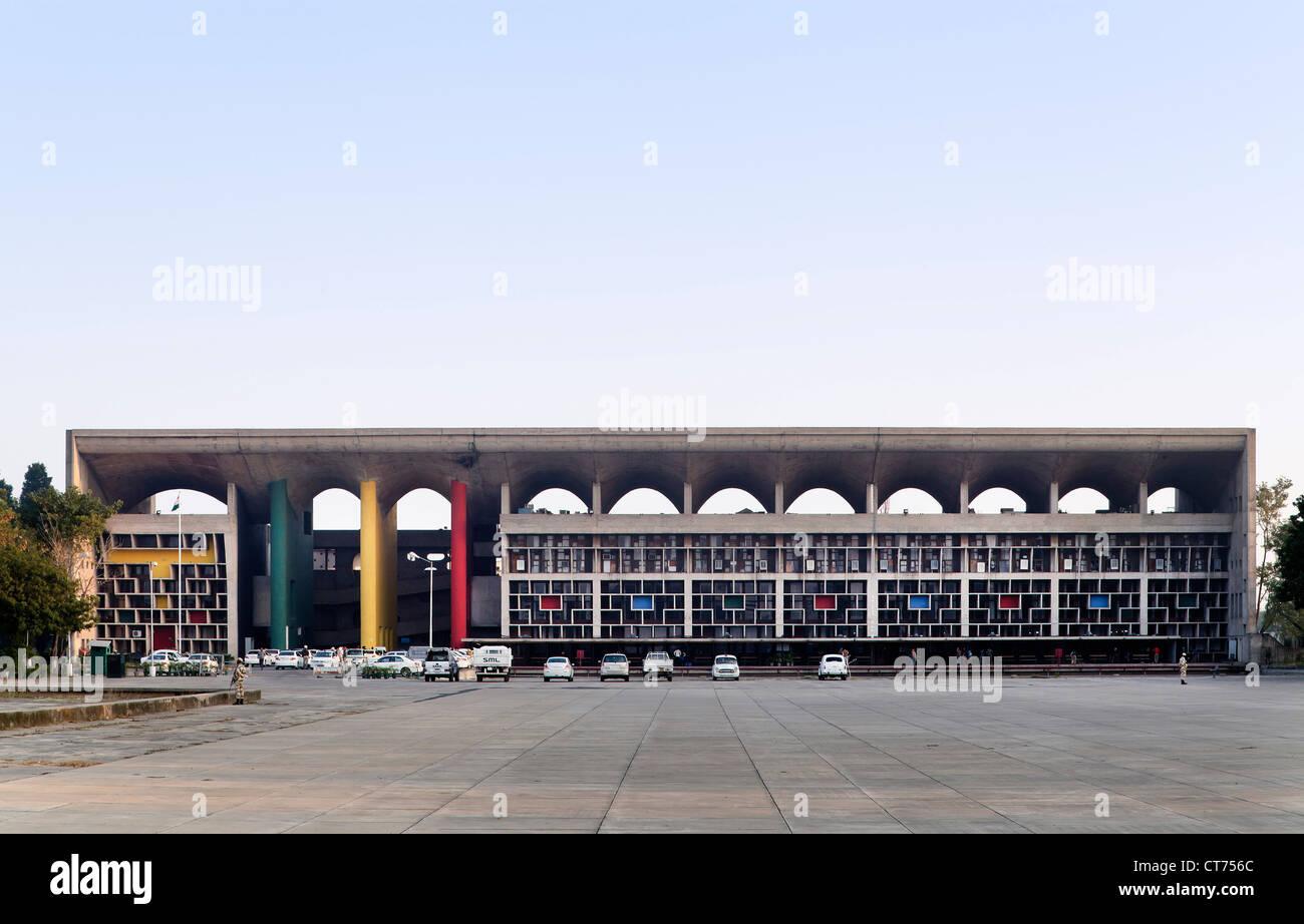 Capitol Complex Chandigarh India Architect Le