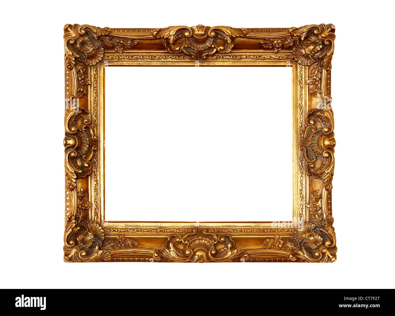 Gilded Frame Stock Photos & Gilded Frame Stock Images - Alamy