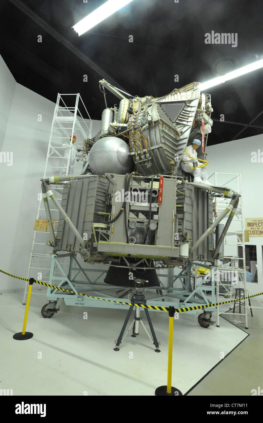 Cradle of Aviation Museum, Long Island, New York - Stock Image