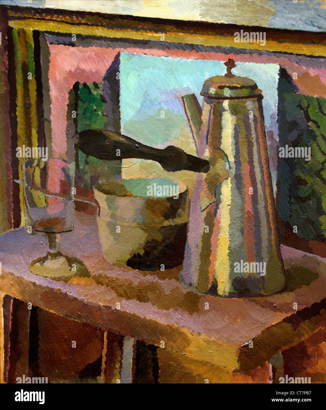 The coffee Pot 1916 Duncan Grant  England English United Kingdom - Stock Image
