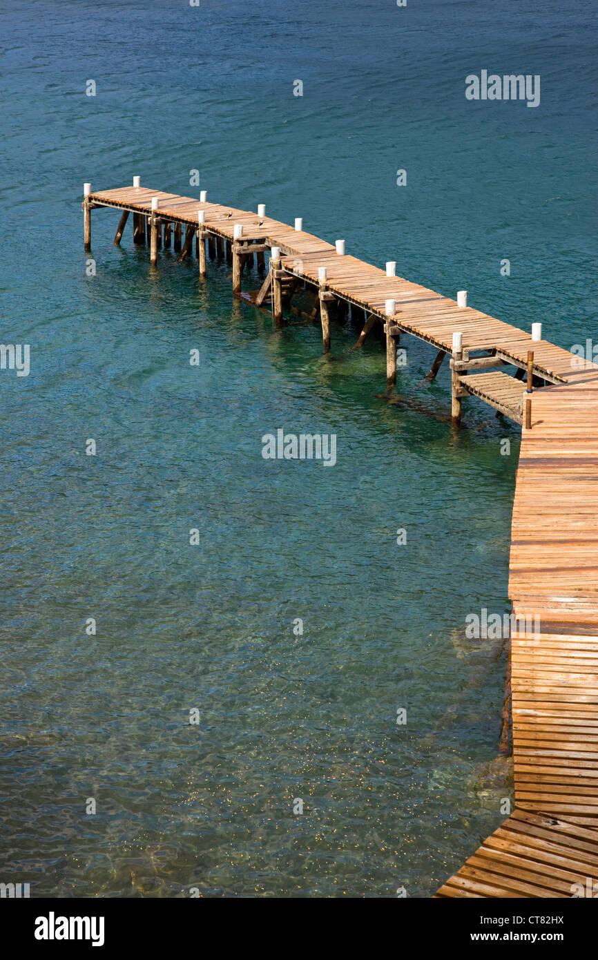 Lago Gutierrez - Stock Image