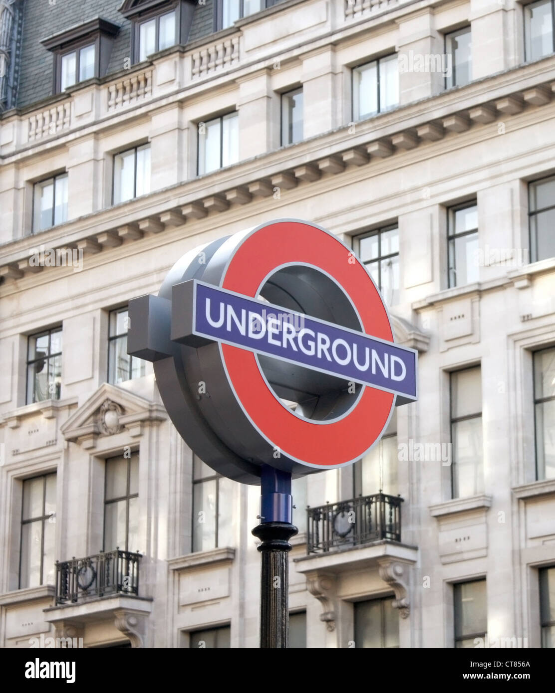 london underground - Stock Image