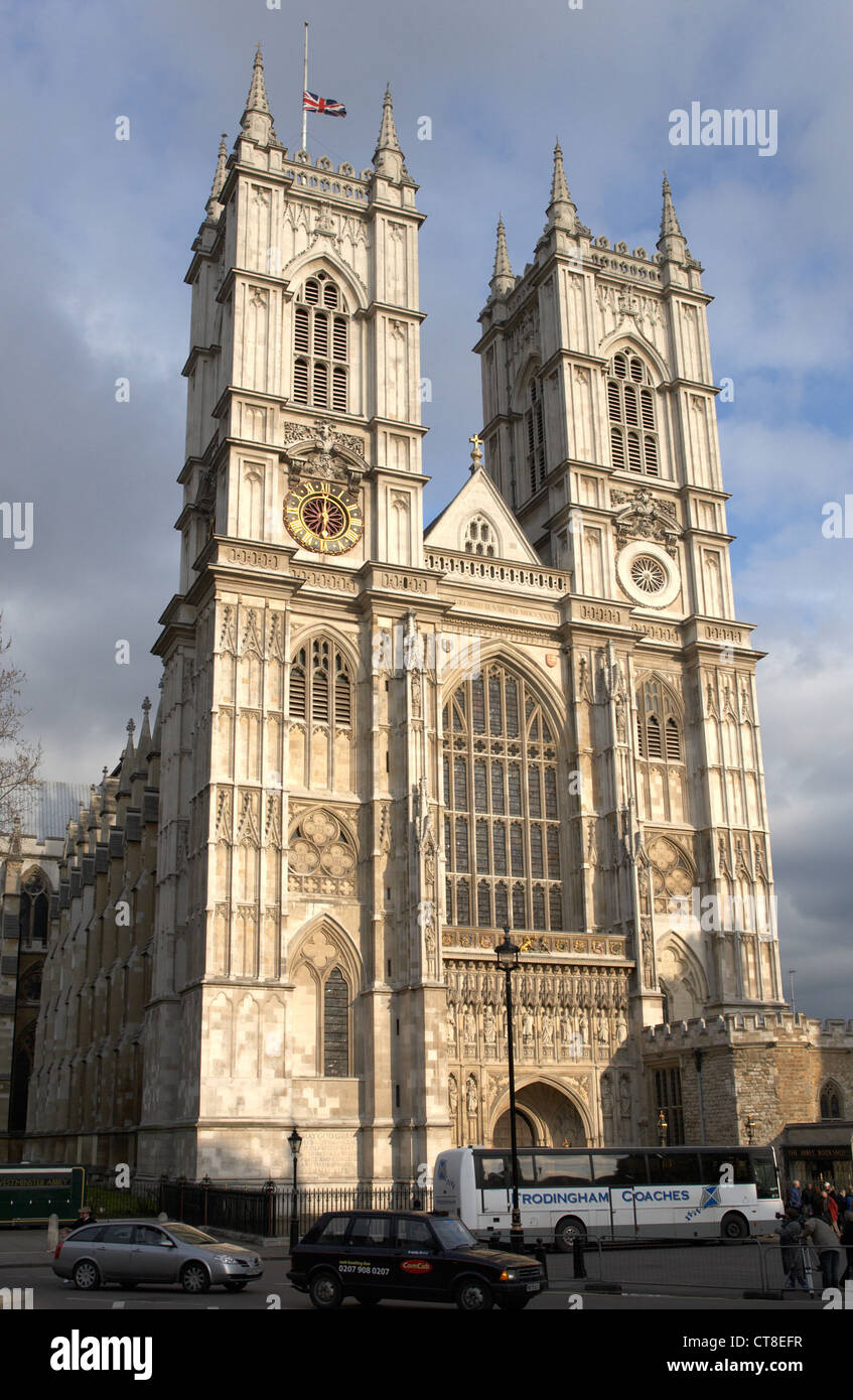 London - Westminster Abbey - Stock Image