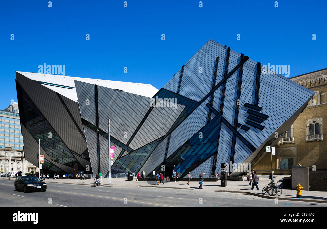 royal ontario museum architect