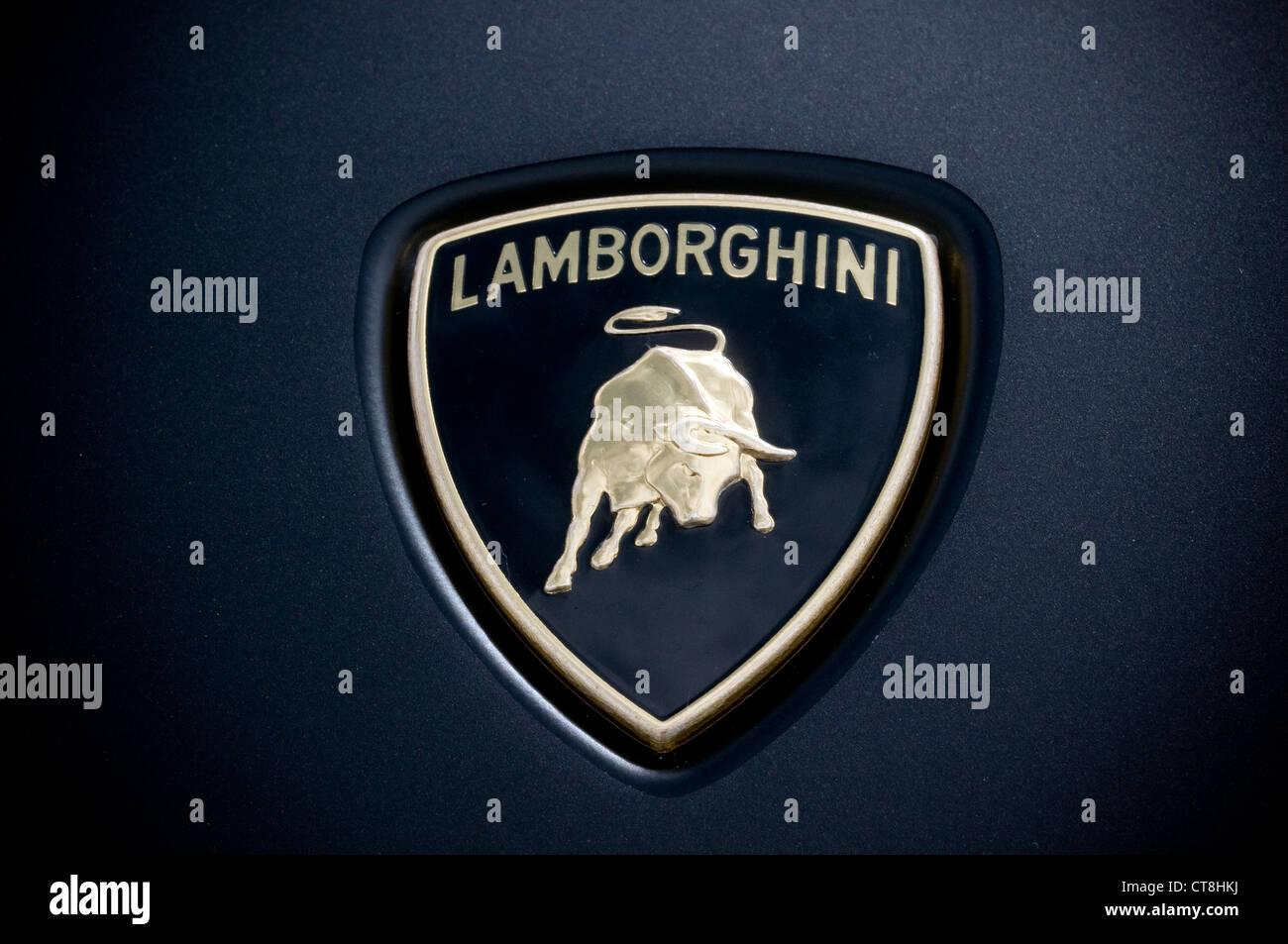 Lamborghini Badge,auto, Automobile, Automotive, Aventador, Car, Chrome,  Classic