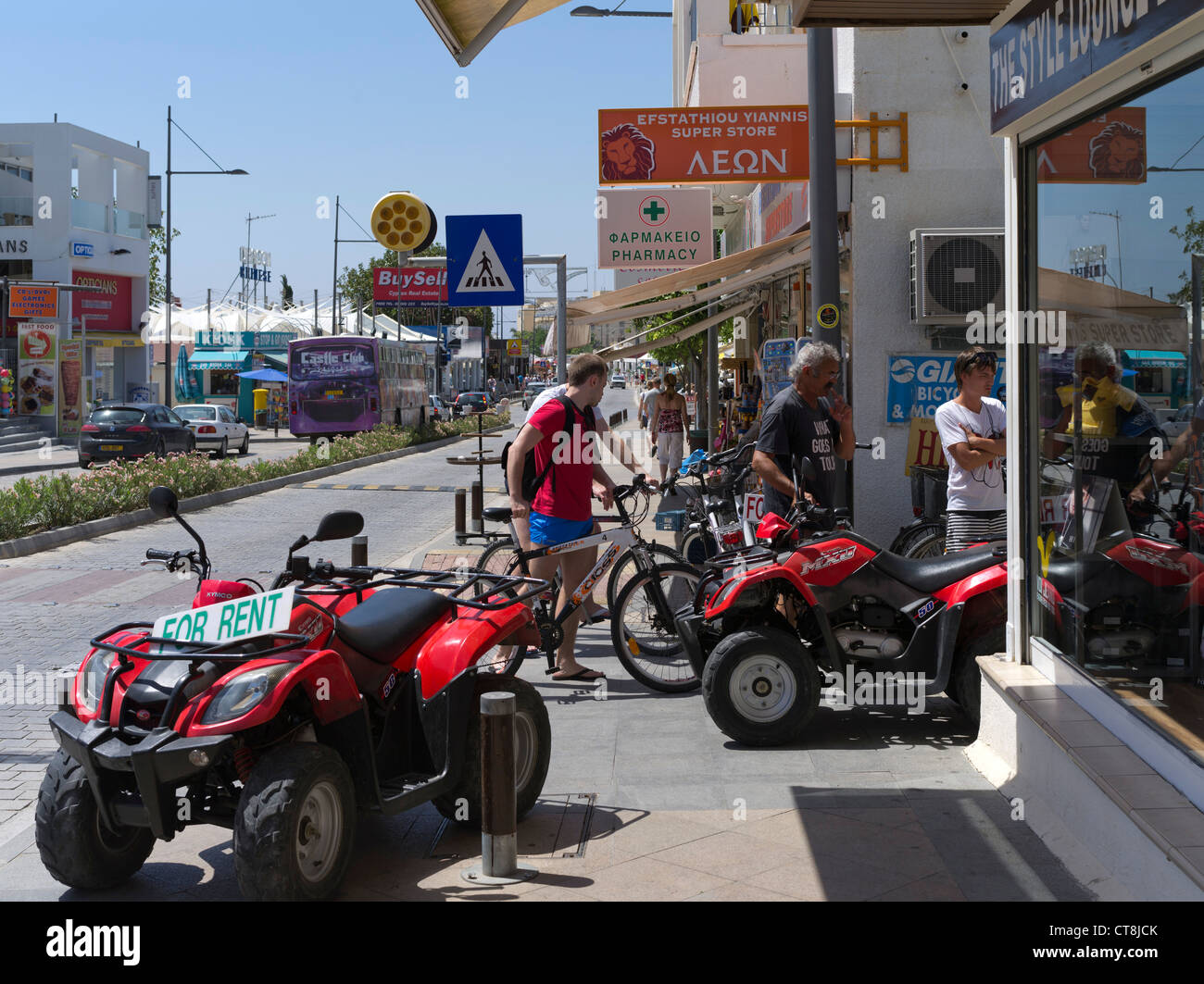 Motorcycle Hire Cyprus