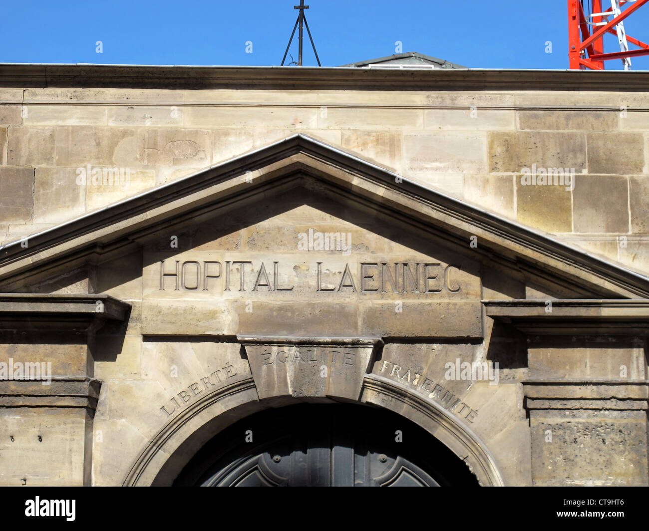 Laennec Stock Photos & Laennec Stock Images - Alamy - Hopital Laennec