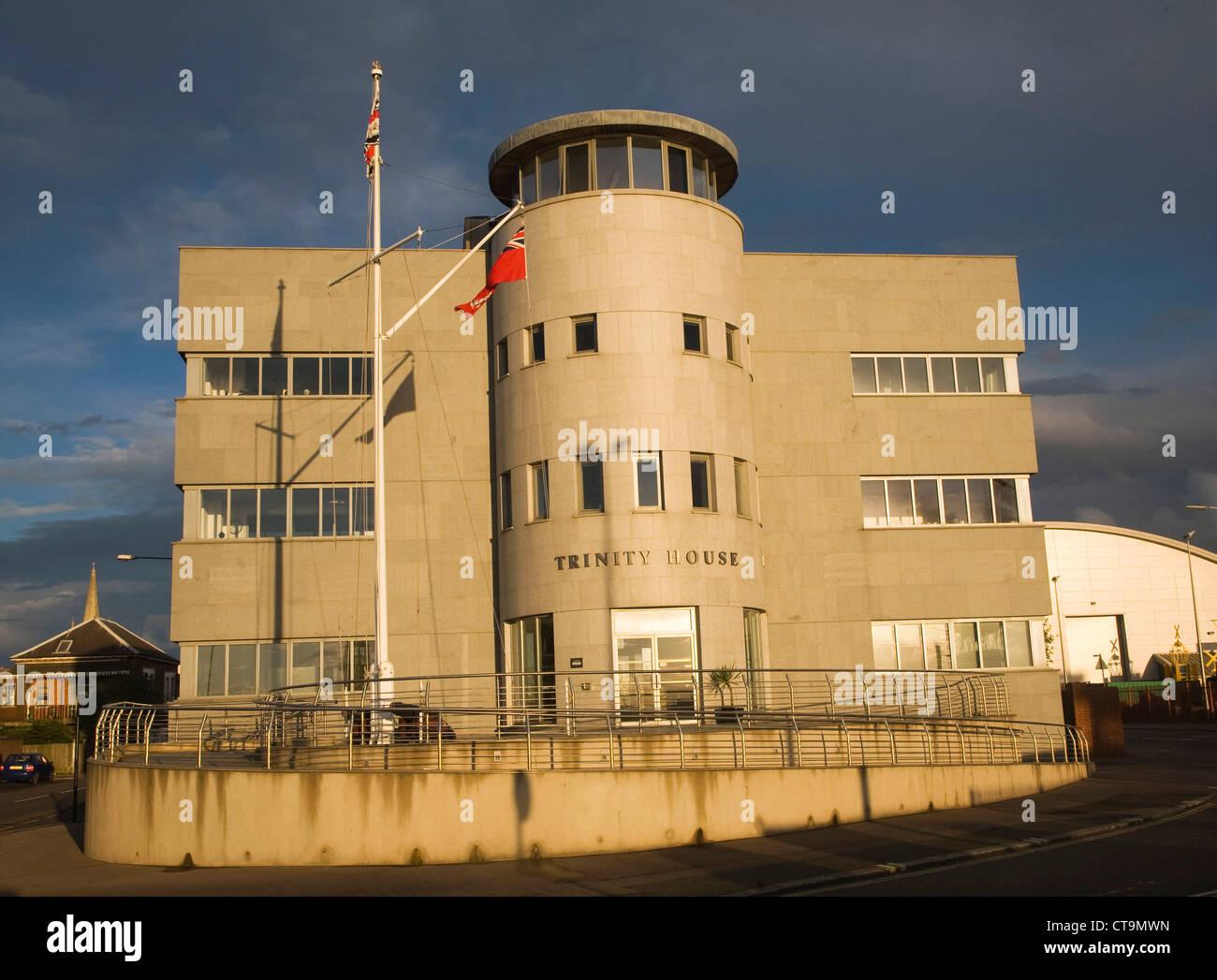 Trinity House building, Harwich, Essex, England - Stock Image