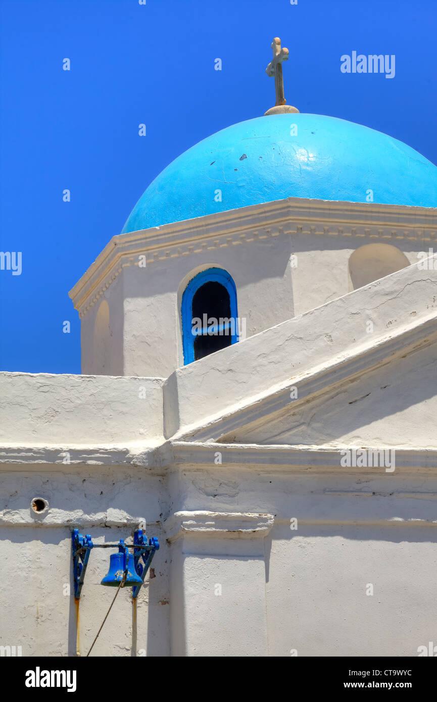 Agios Nikolaos tis Kadenas, Mykonos, Greece - Stock Image