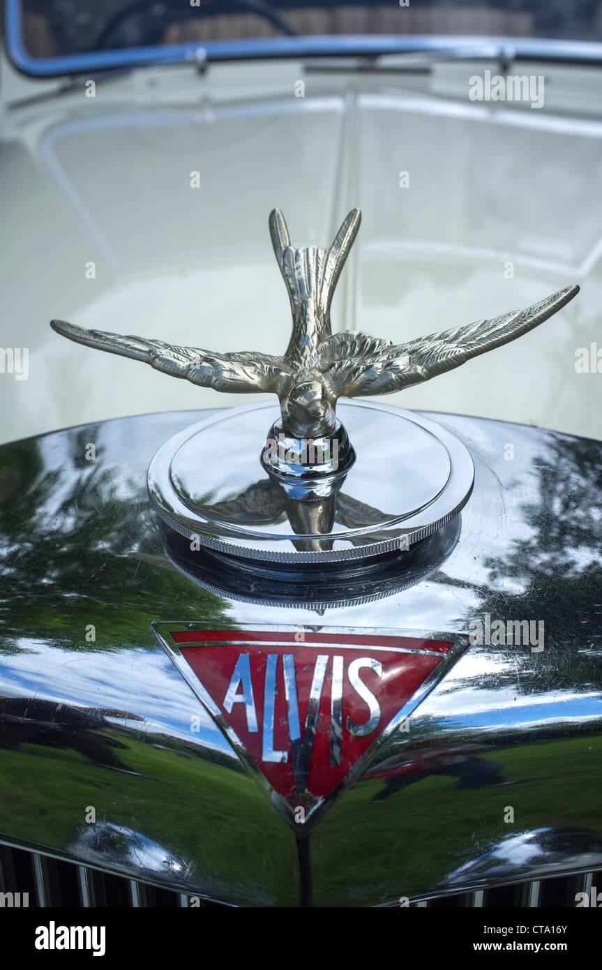Alvis Vintage Car Stock Photos & Alvis Vintage Car Stock Images - Alamy